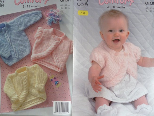 baby aran knitting patterns - Knitting wool and accessories, fabric ...