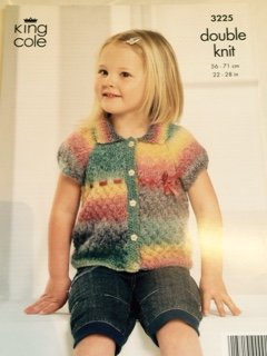 girls Trendy pattern 3225