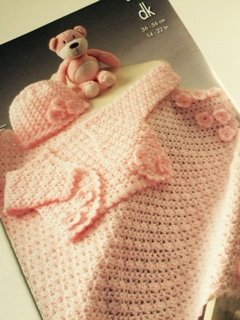 Baby set with Blanket 3258