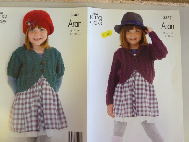King Cole Knitting Pattern Stockists : King Cole Knitting Patterns Patterns Gallery