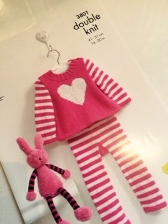Love Heart Set 3801
