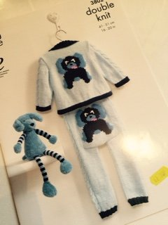 Doggy Baby Set 3802