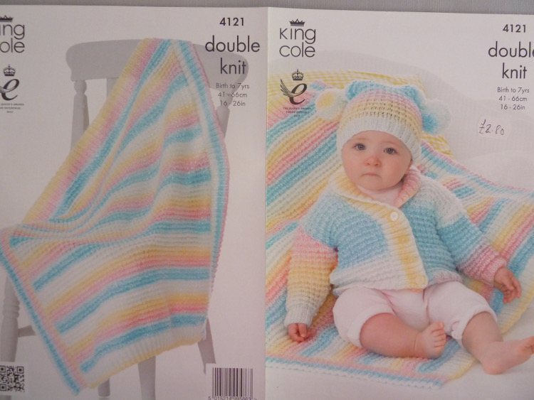 NEW Blanket set 4121