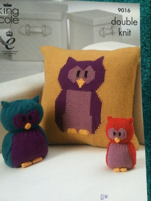 Owl Collection 9016