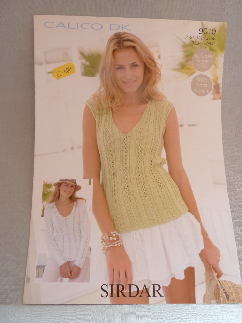 Summer top/Jumper 9010