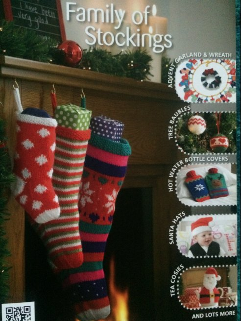 Christmas Knit Book 1